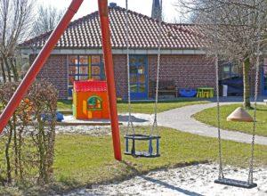 Deserted day care centre